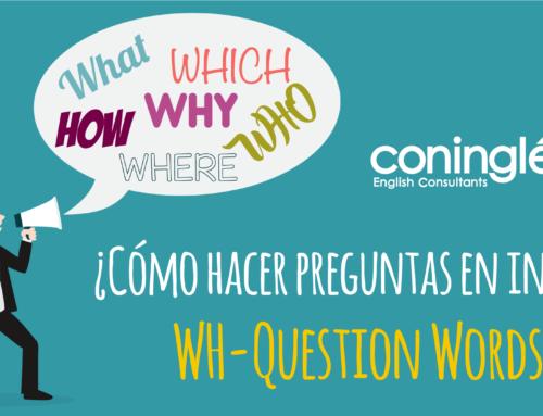 ¿Cómohacerpreguntas en inglés?